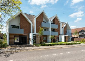 Thumbnail 2 bed flat for sale in Stowe Apartments, Station Road, Bourne End, Buckinghamshire