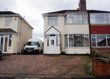 Thumbnail 3 bed semi-detached house to rent in George Frederick Road, Sutton Coldfield