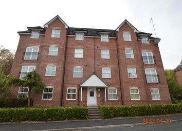 Thumbnail 2 bed flat to rent in Hawthornes, Crumpsall, Manchester