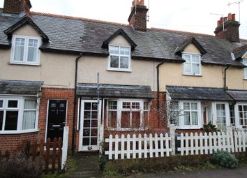Thumbnail 2 bed terraced house for sale in Station Road, Puckeridge, Ware