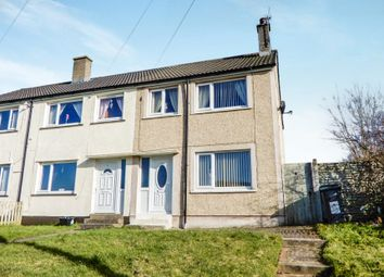 Thumbnail 3 bed end terrace house for sale in 2 Griffin Close, Frizington, Cumbria