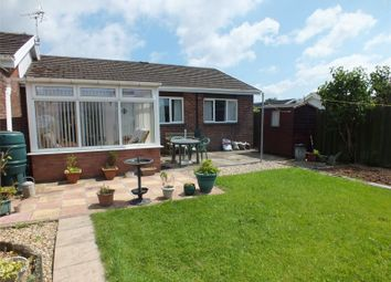 Thumbnail 3 bed terraced bungalow for sale in Fleming Way, Neyland, Milford Haven