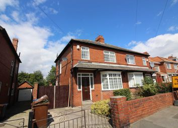 Thumbnail 3 bed semi-detached house to rent in Two Ball Lonnen, Fenham, Newcastle Upon Tyne