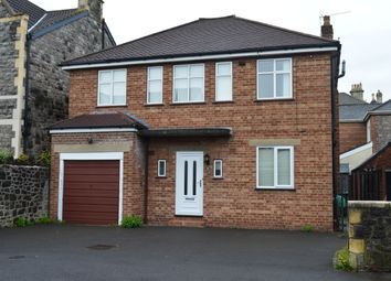 Thumbnail 3 bed detached house to rent in Albert Road, Weston-Super-Mare