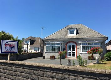 Thumbnail 4 bed detached bungalow for sale in Steynton Road, Milford Haven