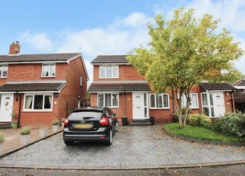 Thumbnail 3 bed semi-detached house for sale in Keyes Close, Birchwood, Warrington
