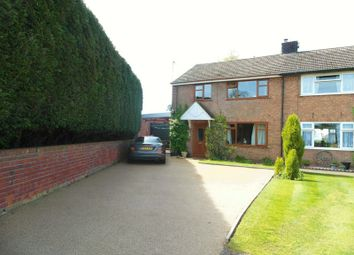 3 bed semi-detached house to rent in Puleston, Newport TF10