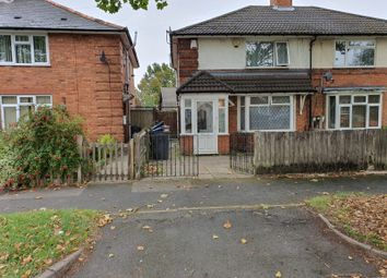 2 bed semi-detached house to rent in Mapleton Road, Birmingham B28
