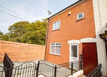 Thumbnail 2 bed end terrace house to rent in Dee Street, Hull
