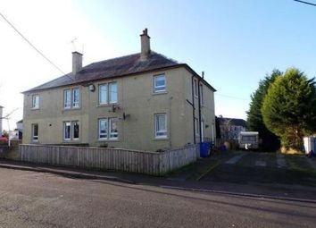 Thumbnail 2 bedroom flat for sale in 15 School Terrace, Coalsnaughton, Tillicoultry, Clackmannanshire
