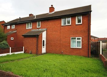 Thumbnail 3 bed semi-detached house for sale in Kirkhall Lane, Leigh, Lancashire