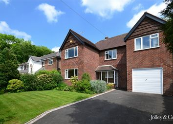 Thumbnail 4 bed detached house for sale in 5 Alderdale Drive, High Lane, Stockport, Cheshire