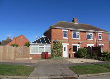 Thumbnail 3 bed semi-detached house to rent in West Street, Hibaldstow
