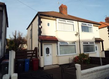Thumbnail 2 bed semi-detached house for sale in Stuart Drive, Liverpool, Merseyside, England