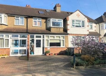 Thumbnail 4 bed terraced house for sale in Green Lanes, West Ewell, Epsom