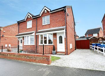 Thumbnail 2 bed semi-detached house for sale in Cleeve Road, Hedon, Hull