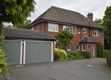 Thumbnail 5 bed detached house for sale in Burley Drive, Quarndon, Derby