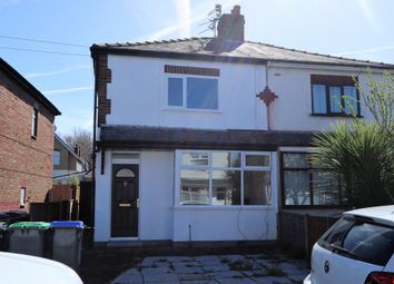 Thumbnail 2 bedroom semi-detached house for sale in Oregon Avenue, Blackpool