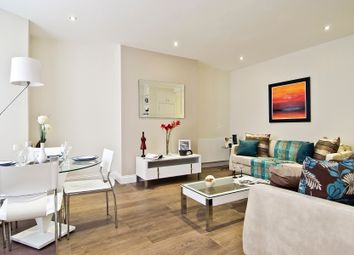 Thumbnail 1 bedroom flat to rent in Stratford Road, Kensington