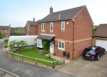 Thumbnail 3 bed detached house for sale in Troon Crescent, Wellingborough