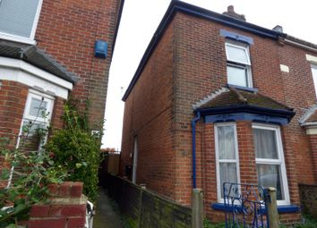 Thumbnail 2 bedroom semi-detached house to rent in Priory Road, Southampton