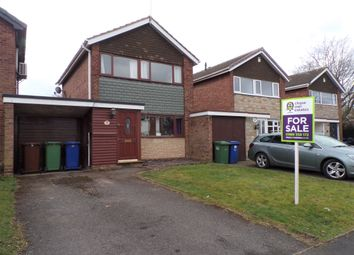 3 bed link-detached house for sale in Deerleap Way, Rugeley WS15