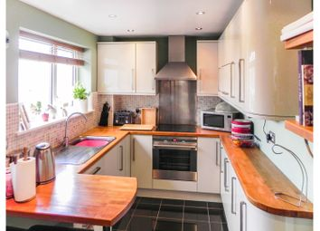 Thumbnail 3 bedroom terraced house for sale in Hospital Drive, Dolgellau