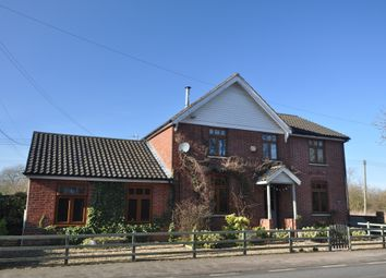 Thumbnail 6 bed detached house for sale in Norwich Road, Little Stonham, Stowmarket