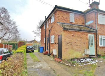 Thumbnail 2 bed maisonette for sale in St Johns, Woking, Surrey