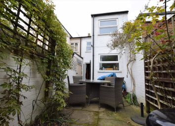 Thumbnail 2 bed terraced house for sale in Heath Road, Weybridge