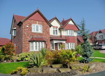 Thumbnail 5 bed detached house to rent in Harrow Close, Wilmslow