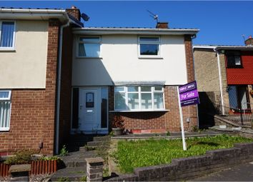 Thumbnail 3 bed semi-detached house for sale in Satley Gardens, Gateshead