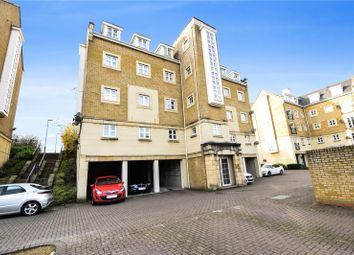 Thumbnail 1 bed flat for sale in Sandpiper Close, Greenhithe, Kent