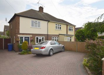 Thumbnail 2 bed semi-detached house for sale in Butts Lane, Stanford-Le-Hope, Essex