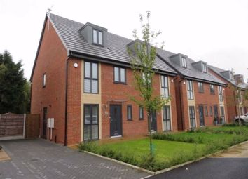 Thumbnail 4 bed town house to rent in Lynton Park Road, Cheadle Hulme, Cheadle