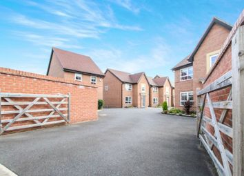 Thumbnail 4 bed detached house for sale in Purslane Court, Stenson Fields, Derby