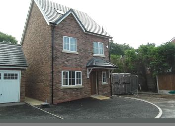 Thumbnail 4 bed detached house for sale in Badgers Close, Warrington Road, Rainhill