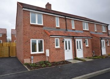 Thumbnail 2 bed end terrace house for sale in Arcaro Road, Andover, Hampshire