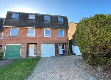 Downside Close, Old Town, Eastbourne, East Sussex BN20. 3 bed end terrace house for sale