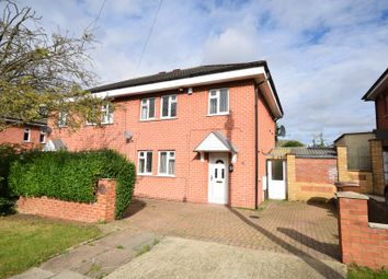 Thumbnail 3 bed semi-detached house for sale in 32 Whiteland Road, Headlands, Northampton, Northamptonshire