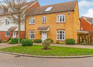 Thumbnail 4 bed semi-detached house for sale in The Farrows, Maidstone