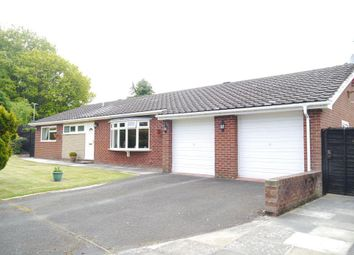 Thumbnail 3 bed detached bungalow for sale in Queensway, Darras Hall, Newcastle Upon Tyne