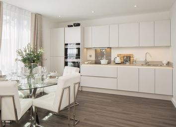 Thumbnail 1 bed flat for sale in Plot 195, West Park Gate, Acton Gardens, Bollo Lane, Acton, London