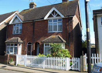 Thumbnail 2 bed semi-detached house to rent in Madan Road, Westerham