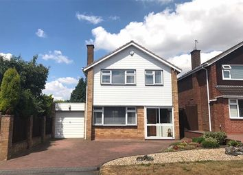 Thumbnail 3 bed detached house for sale in Rowallan Road, Four Oaks, Sutton Coldfield