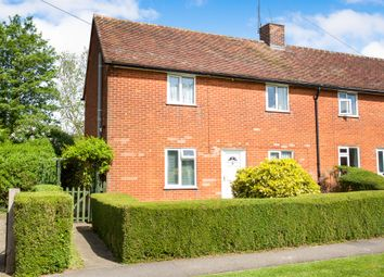 Thumbnail 3 bed semi-detached house for sale in Stuart Crescent, Winchester