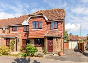 Thumbnail 4 bed end terrace house for sale in Mosse Gardens, Chichester, West Sussex
