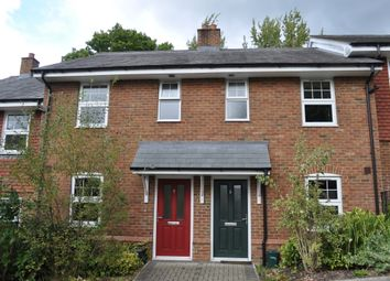 Thumbnail 2 bed terraced house to rent in Thistledown Close, Wrecclesham, Farnham