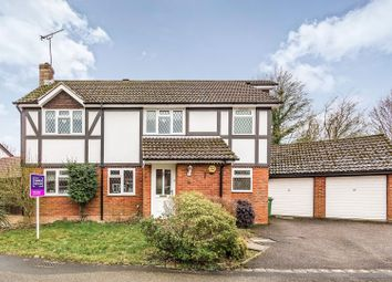 Thumbnail 5 bedroom detached house for sale in Pettys Brook Road, Basingstoke