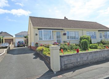 Thumbnail 2 bed semi-detached bungalow for sale in Villiers Close, Plymstock, Plymouth, Devon